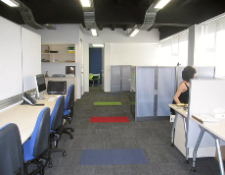 Open Office Environment / Interior Design