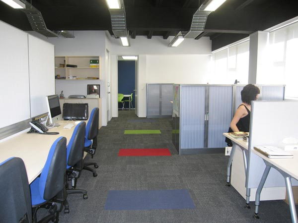 office design auckland office space design office
