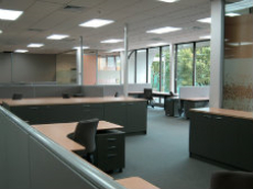 Open Plan Layout / Commercial Office Space