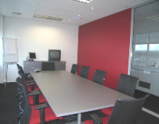Boardroom Space / Commercial Interior Auckland