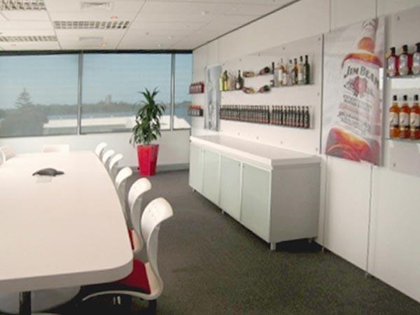 Office designer auckland commercial interior office for Office design auckland