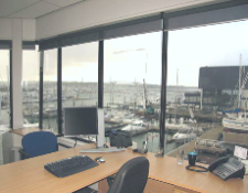 Manager's Office / Commercial Interior Auckland