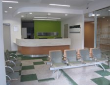 Reception Beam Seating / Interior Design Company Auckland