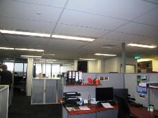 Open Office Design / Office Space Design