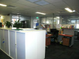 Open Plan Office Design / Office Space Planning