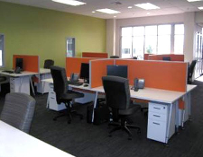 Call Centre Layout / Commercial Interior Design