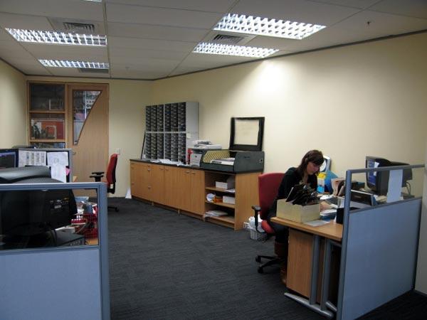 interior design auckland office space design