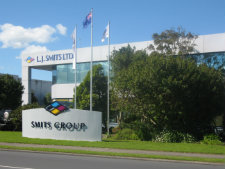 Smits Group Head Office Auckland / Commercial Designer