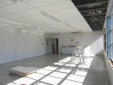 Boardroom Space before refurbishment