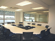 Training Room Layout Design / Commercial Interior Auckland